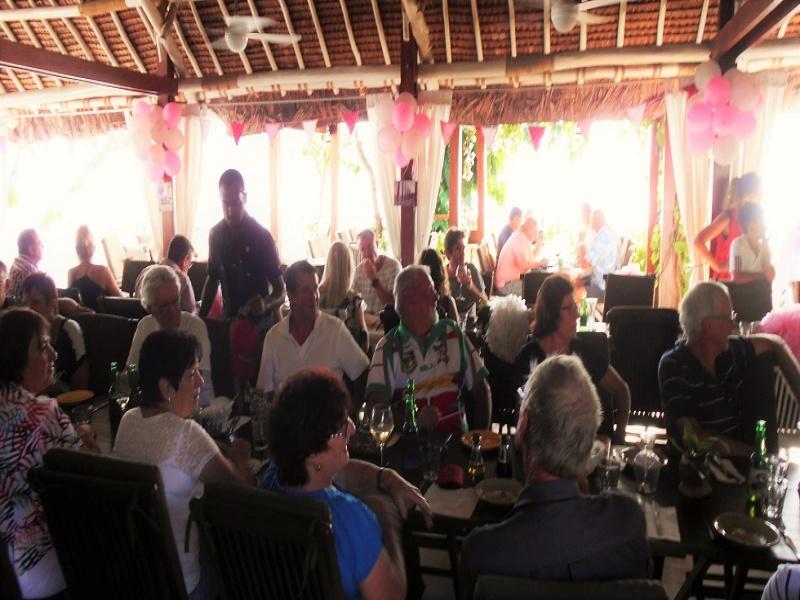 Renowned Francesca's Beach Club Bar Restaurant