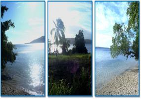 Vanuatu,Waterfront Land,1050