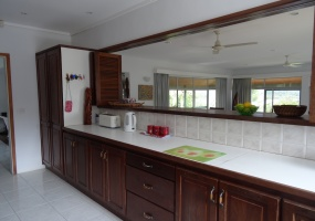 Kitchen - left side